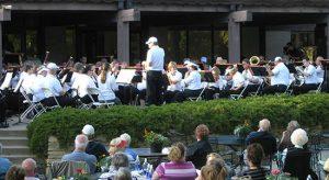 SM Community Band at Botanica