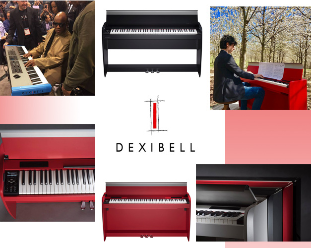 Dexibell Pianos